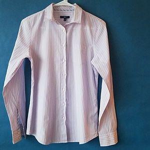 Gap Button Down Collar Dress Shirt
